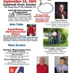 Texas Czech Genealogical Society Roundup-2016