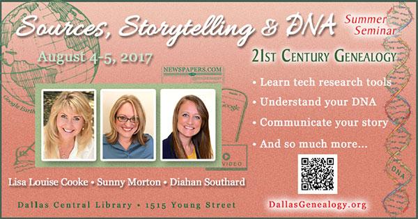 DGS Summer Seminar 2017