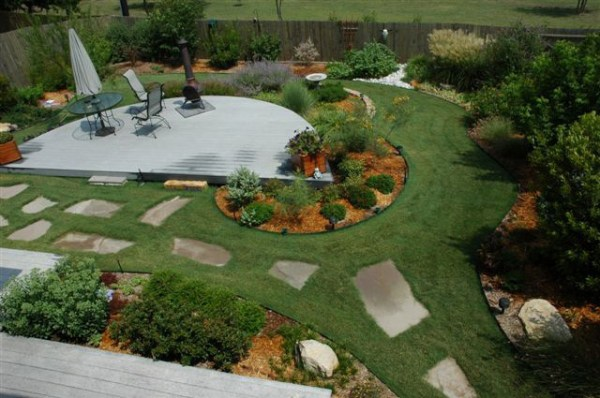 texas smartscape garden inspiration