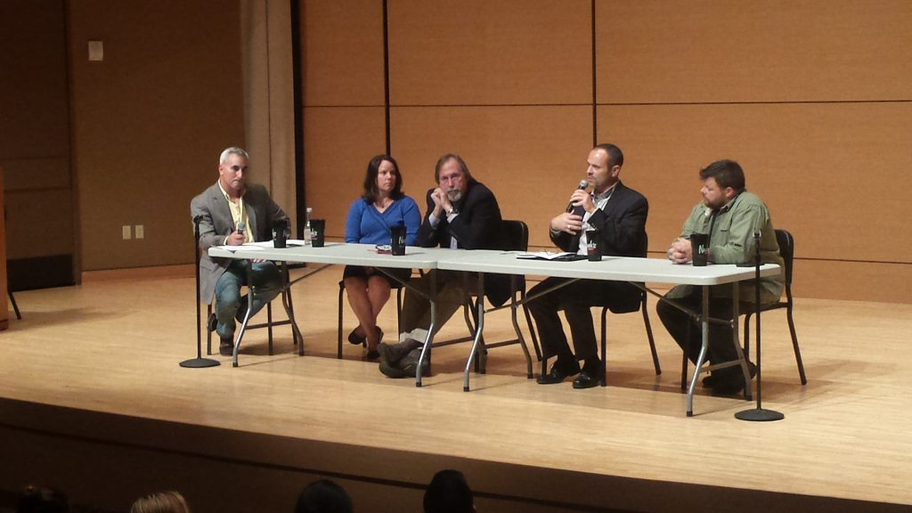Combat photojournalists share their experiences.