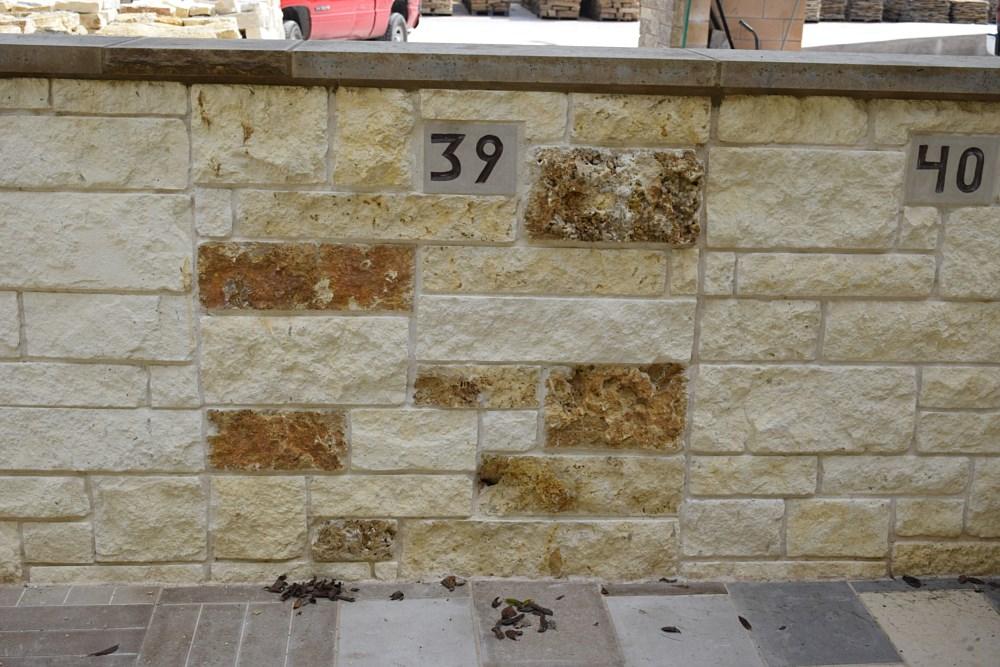 Stone Samples Walls Photos Dallas Ft Worth Austin San