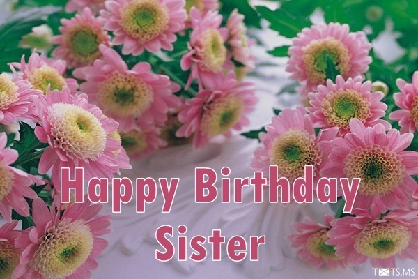 Happy Birthday Wishes For Sister Quotes Messages Images For Facebook WhatsApp Picture SMS