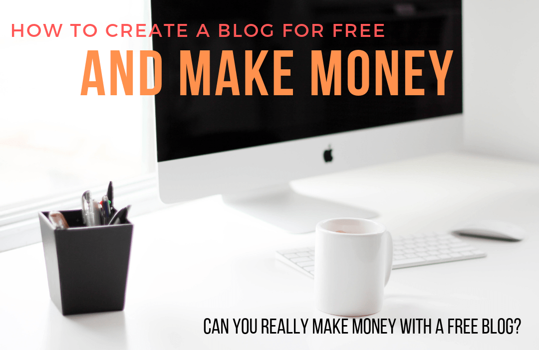 can you make money online with a free blog?