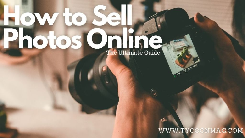 how to sell photos online - featured