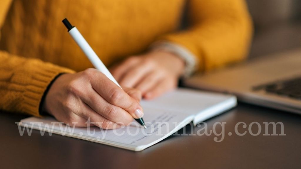 journalizing