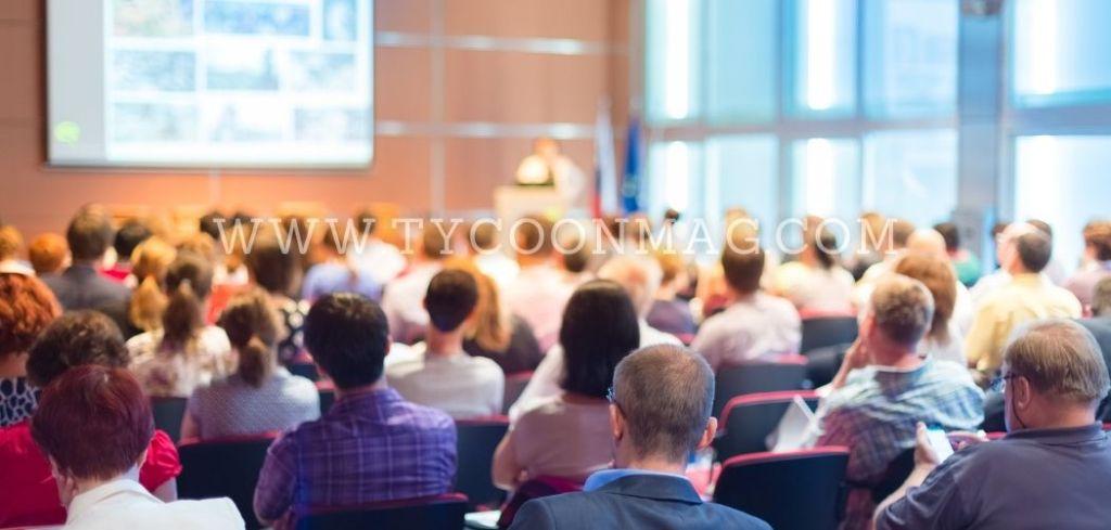 event hosting business
