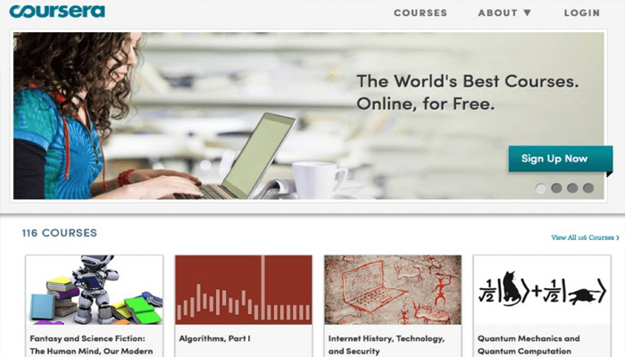 Top 50 Free Online Learning Sites