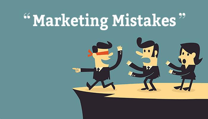 10 Social Media Marketing Mistakes, You Should Avoid