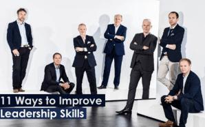 11 Ways to Improve Leadership Skills