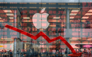 Apple's market share falls for first time in china