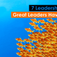 7 Leadership Skills: Great Leaders Have Ethics