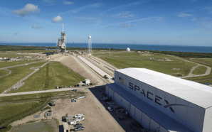 SpaceX Targets Feb. 18 for 1st Launch from Historic NASA Pad