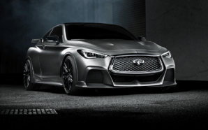 This is Infiniti's idea of a 500bhp Q60 with F1…