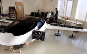 Lilium plans five-seater air taxi completes successful test flight