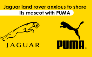 Jaguar land rover anxious to share its mascot with PUMA
