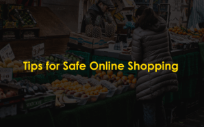 Tips for Safe Online Shopping (Infographic)