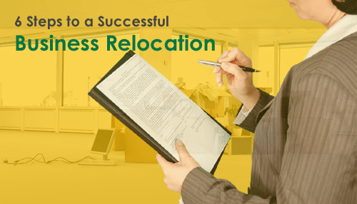 6 Steps to a Successful Business Relocation
