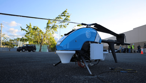 FAA Approves application of Drone As 'Cell Phone Tower In The Sky' For Puerto Rico