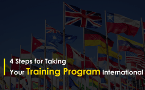 4 Steps for Taking Your Training Program International