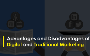 Advantages and Disadvantages of Digital and Traditional Marketing