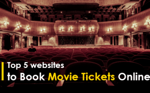 Top 5 Websites to Book Movie Tickets Online
