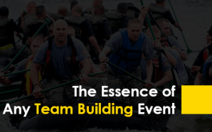 The Essence of any Team Building Event