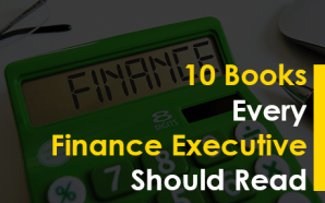 10 Books Every Finance Executive Should Read
