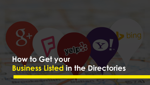How to Get your Business Listed in the Directories