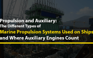 Propulsion and Auxiliary: The Different Types of Marine Propulsion Systems…