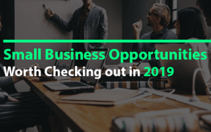 Small Business Opportunities Worth Checking out in 2019