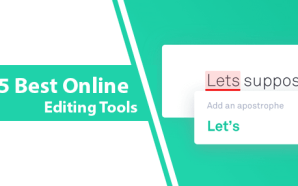 5 Best Online Editing Tools