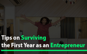 Tips on Surviving the First Year as an Entrepreneur