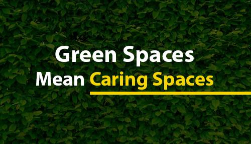 Green Spaces Nurture