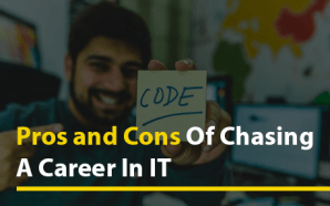 Pros and Cons of Chasing a Career in IT