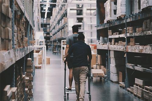 Warehouse Organization