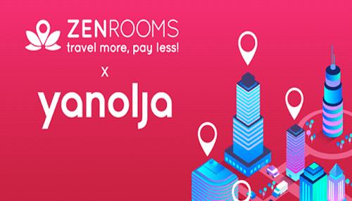 Korea's billion-dollar travel group Yanoljadoubles down on ZEN Roomsto create future of hospitality in Southeast Asia