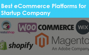 Best eCommerce Platforms for Startup Company