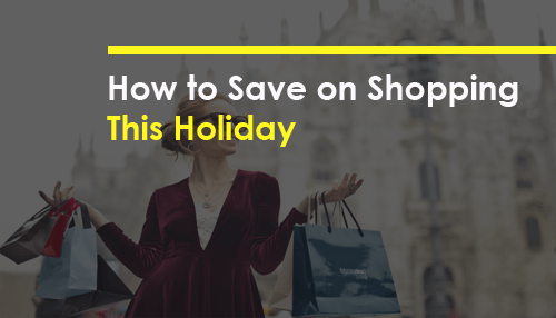 How to Save on Shopping This Holiday