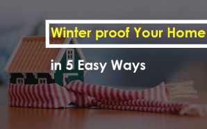 Winter proof Your Home in 5 Easy Ways