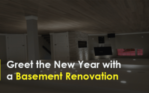 Greet the New Year with a Basement Renovation