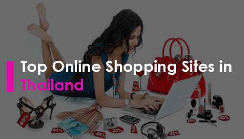 Top Online Shopping Sites in Thailand