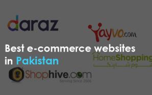Best e-commerce websites in Pakistan