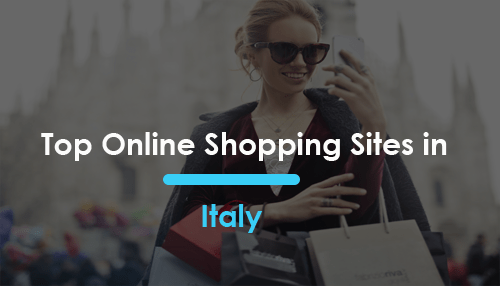 Top Online Shopping Sites in Italy