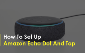 How To Set Up Amazon Echo Dot And Tap