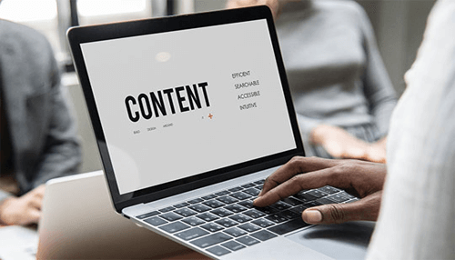Quality Content for on page SEO
