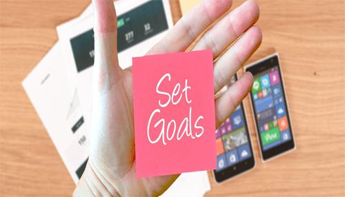 Set Goals for businesses