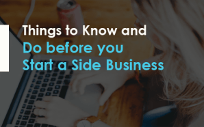 Things to Know and Do before you Start a Side Business