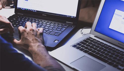 Installing anti-virus software