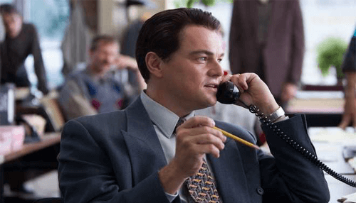 The Wolf of Wall Street is a best business movie