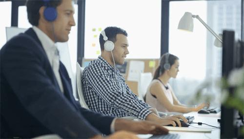 Music Improves Employee Performance